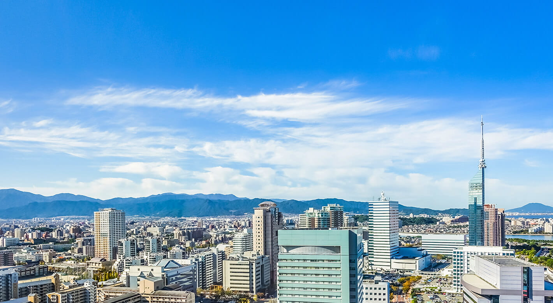 福岡市内のイメージ画像